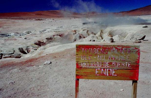 Bolivien.Altiplano
