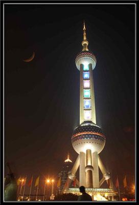 C1622 Shanghai Fernsehturm