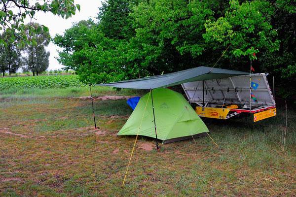 CN.Solatrike Schutz bei starkem Regen