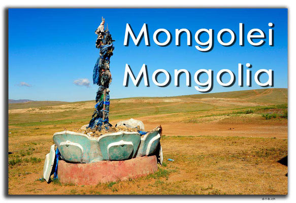 Fotogalerie Mongolei / Photogallery Mongolia