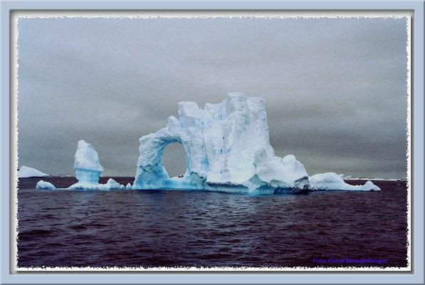 9.Eisberg bei der Antarktischen Halbinsel