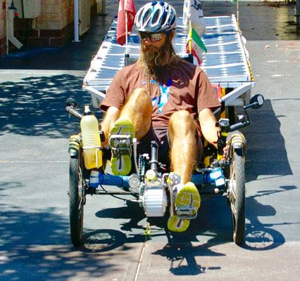 AU: Perth. Ready for a dayride (Photo: Tom Hogarth)