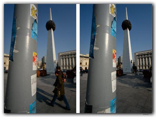 RO0219.Bukarest.Revolution Square