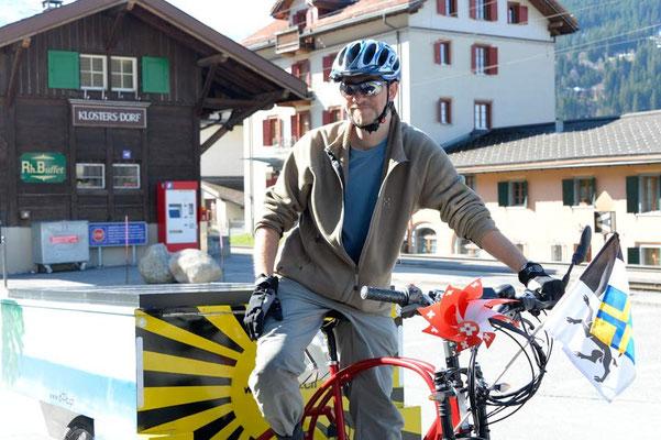 Schweiz, Klosters, Solatrike 1