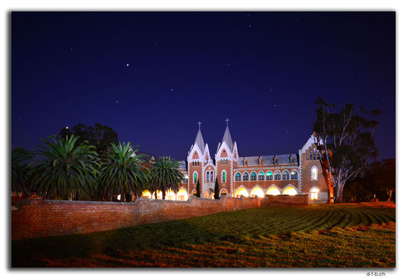 AU0633.New Norcia.St.Gertrud's College