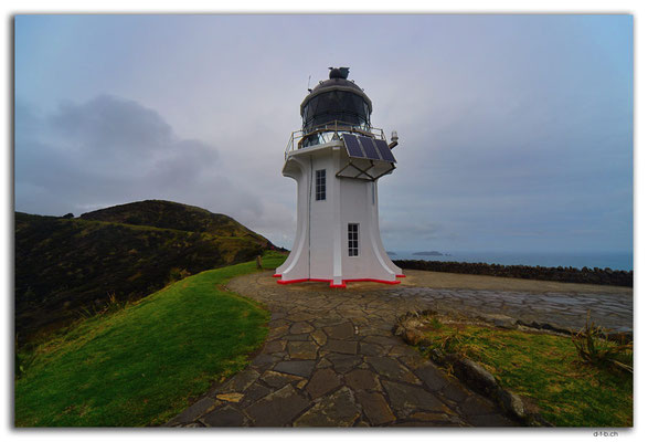 NZ0116.Cape Reinga.Lighthouse