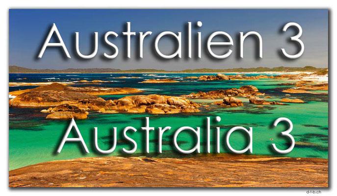 Fotogalerie Australien 3 / Photogallery Australia 3