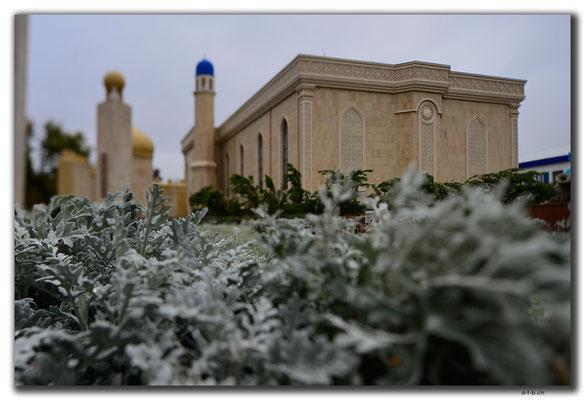 KZ0065.Taraz.Reconstructed Medevial Mosque