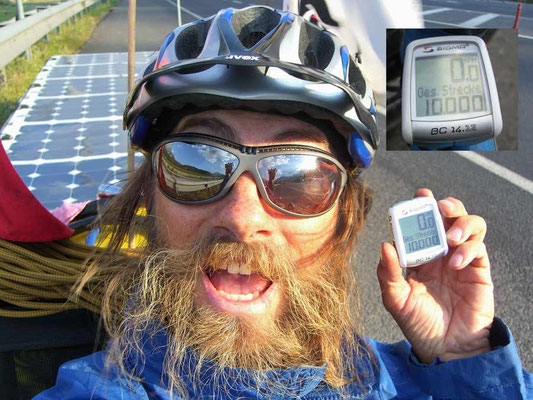10'000 kilometer