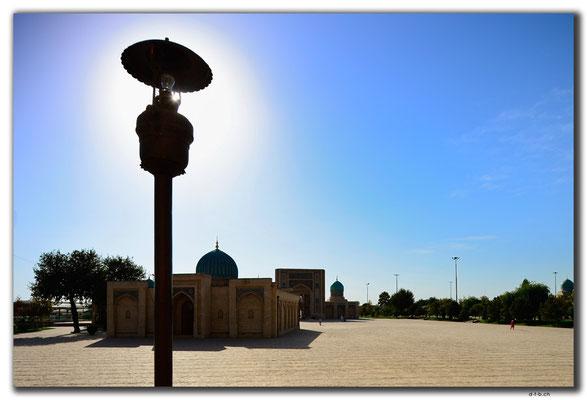 UZ0167.Tashkent.Khast Imom Square