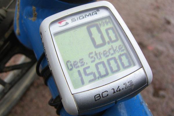 KZ: Solatrike erreicht 15'000km