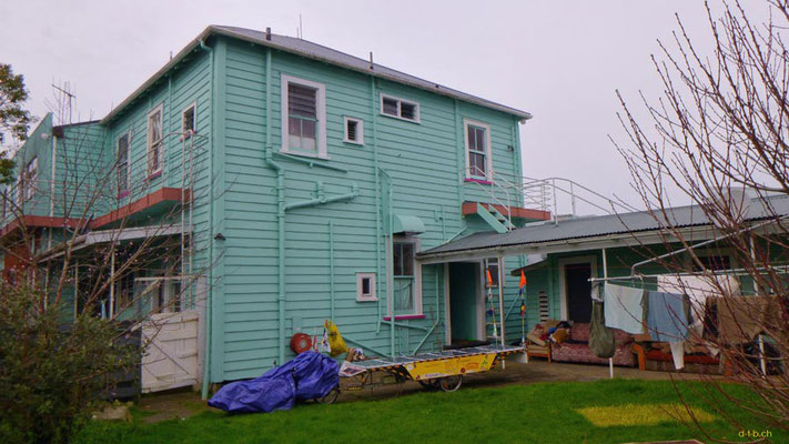 NZ: Solatrike in Kaitaia