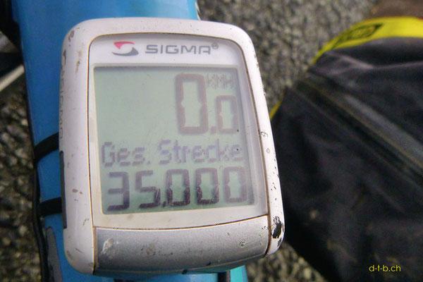NZ: Solatrike erreicht 35'000 km
