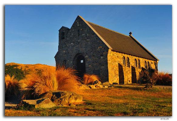 NZ0786.Lake Tekapo.Church of the good Shepherd
