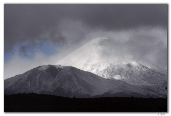NZ0314.Tongariro N.P.Mt.Ngauruhoe 2287m