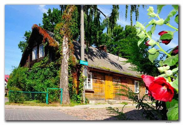 PL214.Bialystok.Haus aus 19.Jh