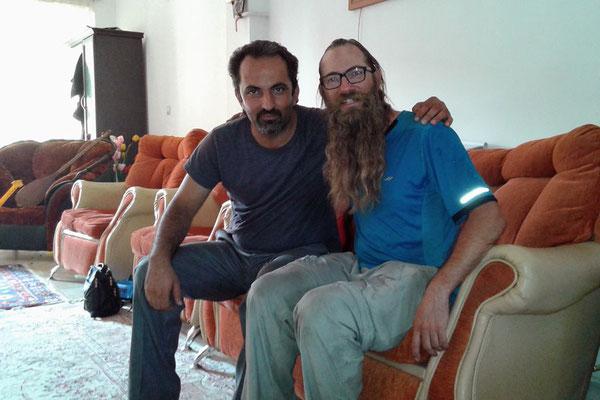 IR: Jafar & David, Abbas Abad