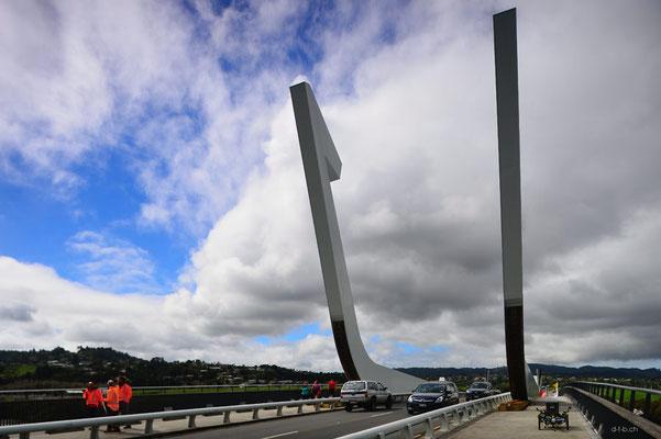 NZ: Solatrike auf Te Matau a Pohe