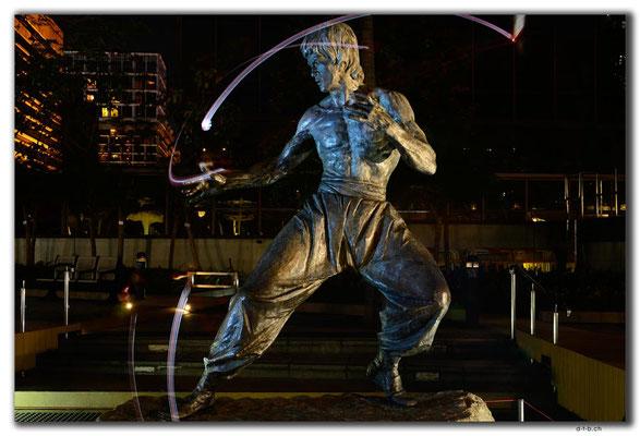 HK0108.Bruce Lee Statue