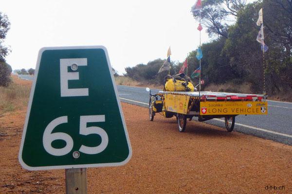 AU: Solatrike 29'005 km