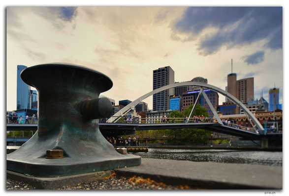 AU1237.Melbourne.Evan Walker Bridge
