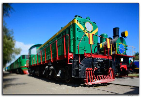 UZ0189.Tashkent.Railway Museum