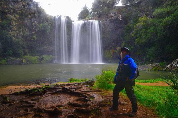 Neuseeland.Whangarei Falls