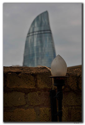 AZ058.Baku.Flame Tower