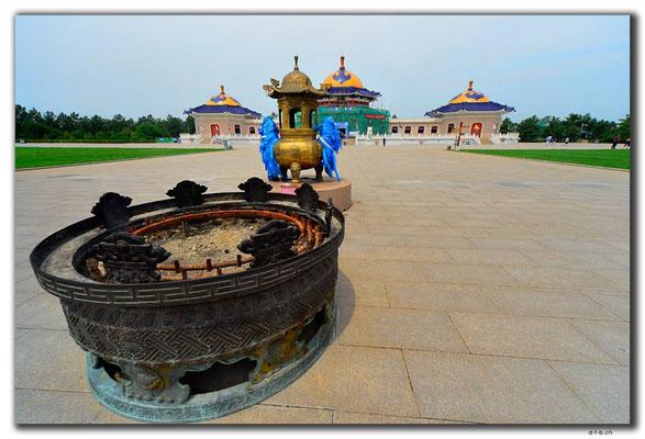 CN0252.Genghis Khan Mausoleum