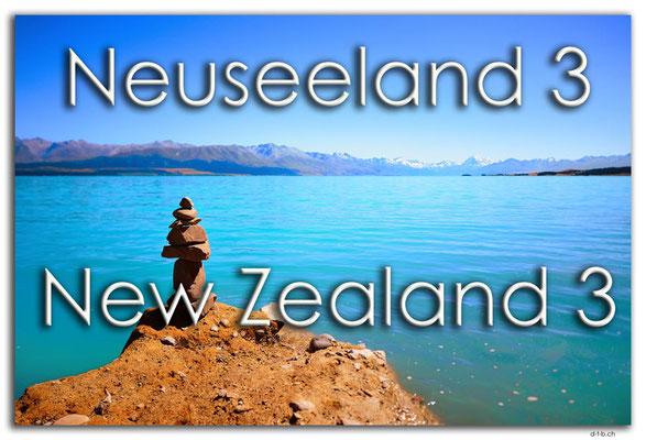 Fotogalerie Neuseeland 3 / Photogallery New Zealand 3