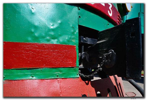 UZ0187.Tashkent.Railway Museum