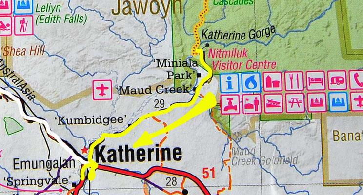 Tag 289: Katherine Gorge - Katherine