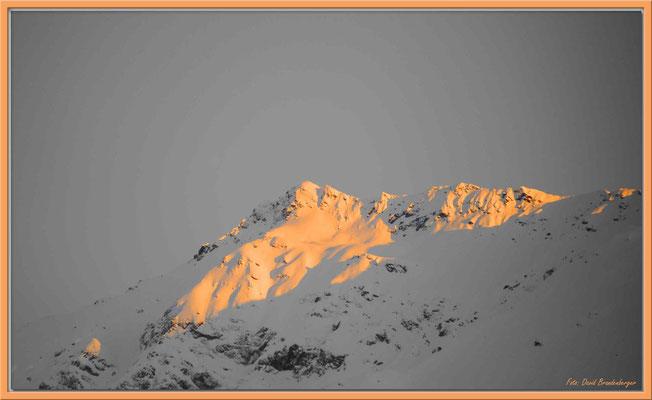 A0351.Gatschieferspitz am Abend.Klosters.CH