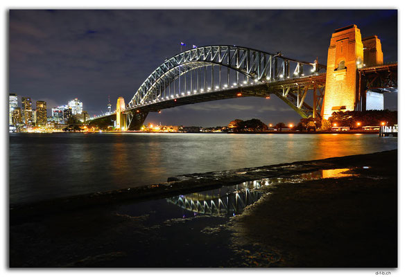 AU1680.Sydney.Harbour Bridge
