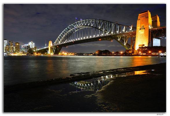 AU1680.Sydney.Harbour Bridge