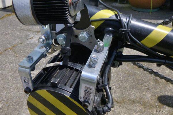 NZ: Solatrike mit neuer Motormontage