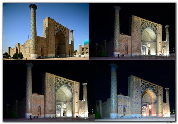 UZ0137.Samarkand.Ulugbek Medressa