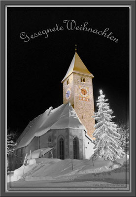 S0013,Kirche Klosters,CH