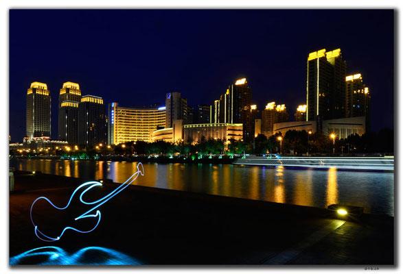 CN0401.Tianjin.Haihe River