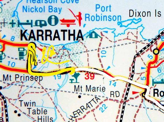Tag 322: Nikol River - Karratha