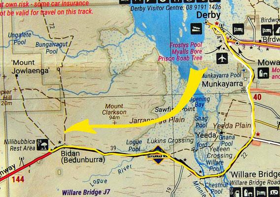 Tag 311: Derby - Nillibubbica R.A.