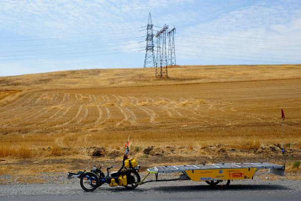 AZ: Solatrike in der Halbwüste