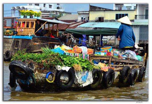 VN0389.Cai Rang.Floating Market