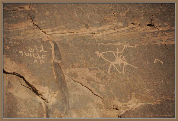 JO009.Rockcarving.Wadi Rum