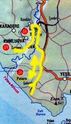 Tag 129: Patara - Letoon - Patara