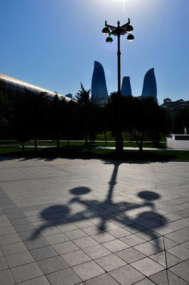 Azerbaijan. Baku1