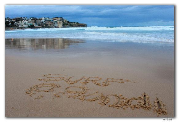 AU1642.Sydney.Bondi Beach