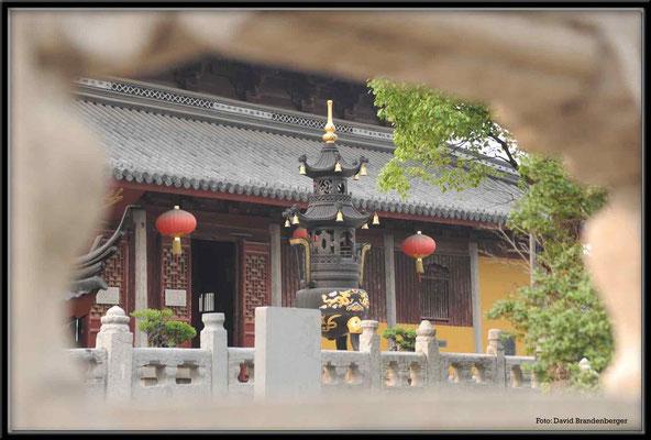 C1961 Suzhou Xuanmiao-Tempel