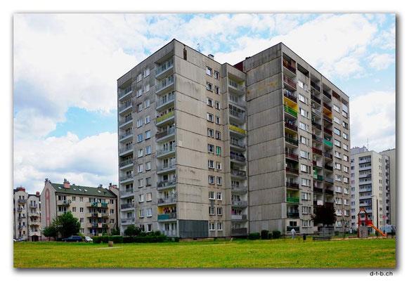 PL002.Plattenbauten in Jastrzebie Zdroj