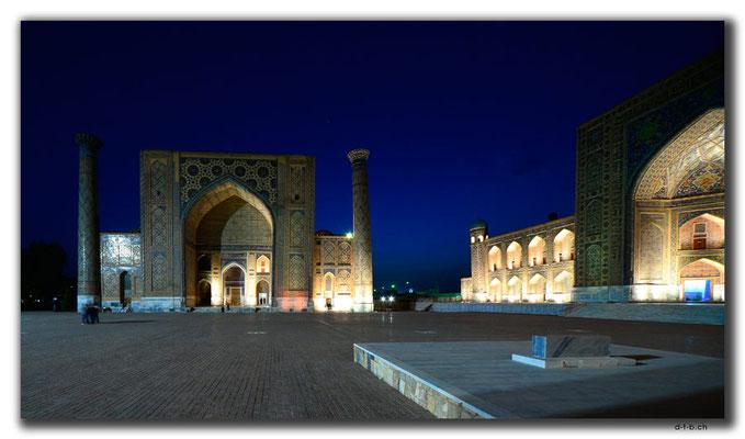 UZ0079.Samarkand.Registan.Ulugbek Medressa